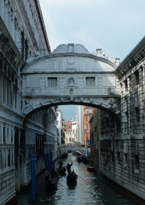 The Bridge of Sighs, Venice, Italy. (Photo credit: Flickr user it_outsider.)